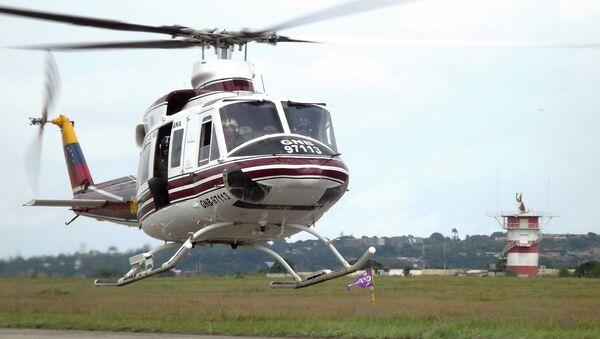 Śmigłowiec Bell-412EP - Sputnik Polska