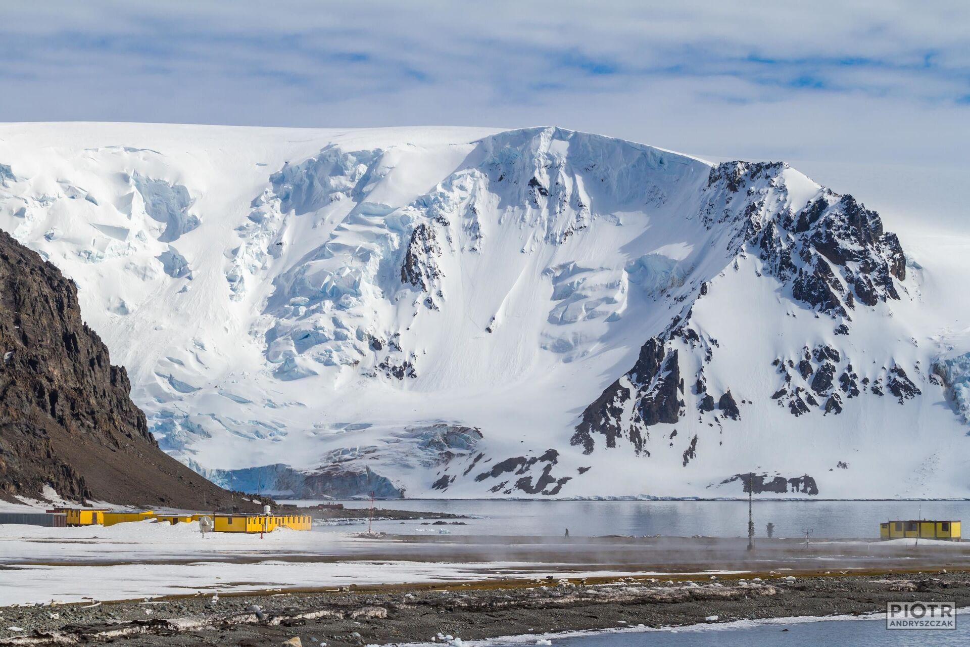 Polska superinwestycja na Antarktydzie: 23 miliony dolarów na nową stację - Sputnik Polska, 1920, 05.02.2021
