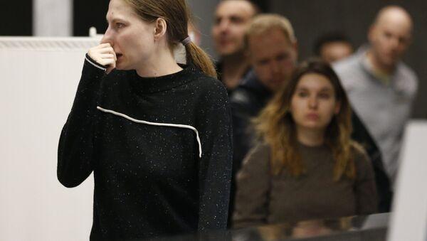 Tragedia w Szeremietiewie - Sputnik Polska