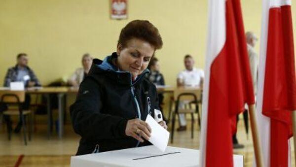 Wybory w Polsce - Sputnik Polska