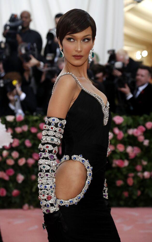Modelka Bella Hadid