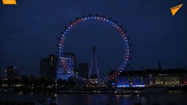 London Eye - Sputnik Polska