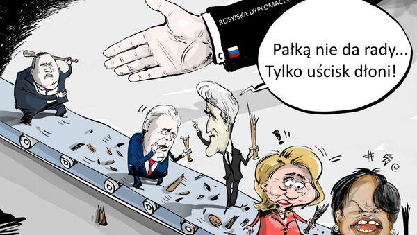 Wszystko się zmienia. Oprócz Ławrowa - Sputnik Polska