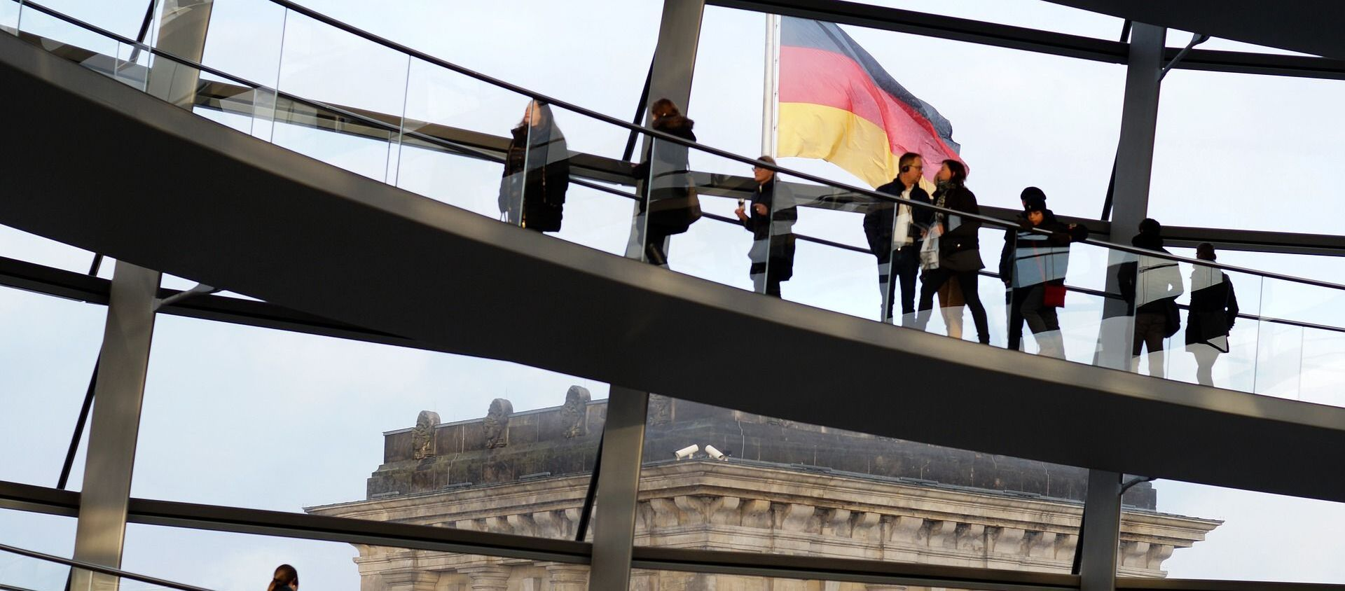 Bundestag - Sputnik Polska, 1920, 01.03.2021