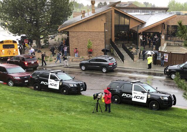 Kolejna powtórka masakry w Columbine