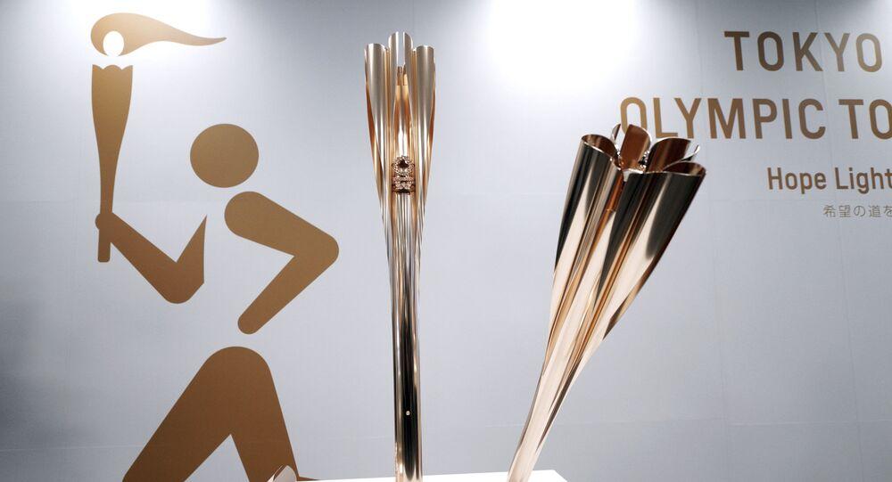 Symbole Letnich Igrzysk Olimpijskich 2020
