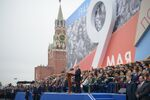 Przemówienie Władimira Putina podczas Parady Zwycięstwa na Placu Czerwonym