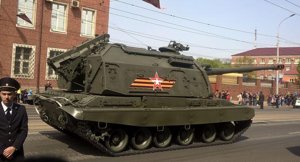 Defilada Zwycięstwa w Kaliningradzie