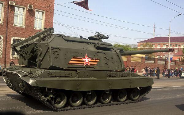 Defilada Zwycięstwa w Kaliningradzie - Sputnik Polska