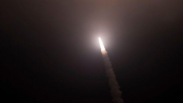 Testy amerykańskiego międzykontynentalnego pocisku balistycznego Minuteman III - Sputnik Polska