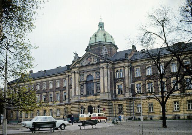 Ulice Krakowa, 1974 rok