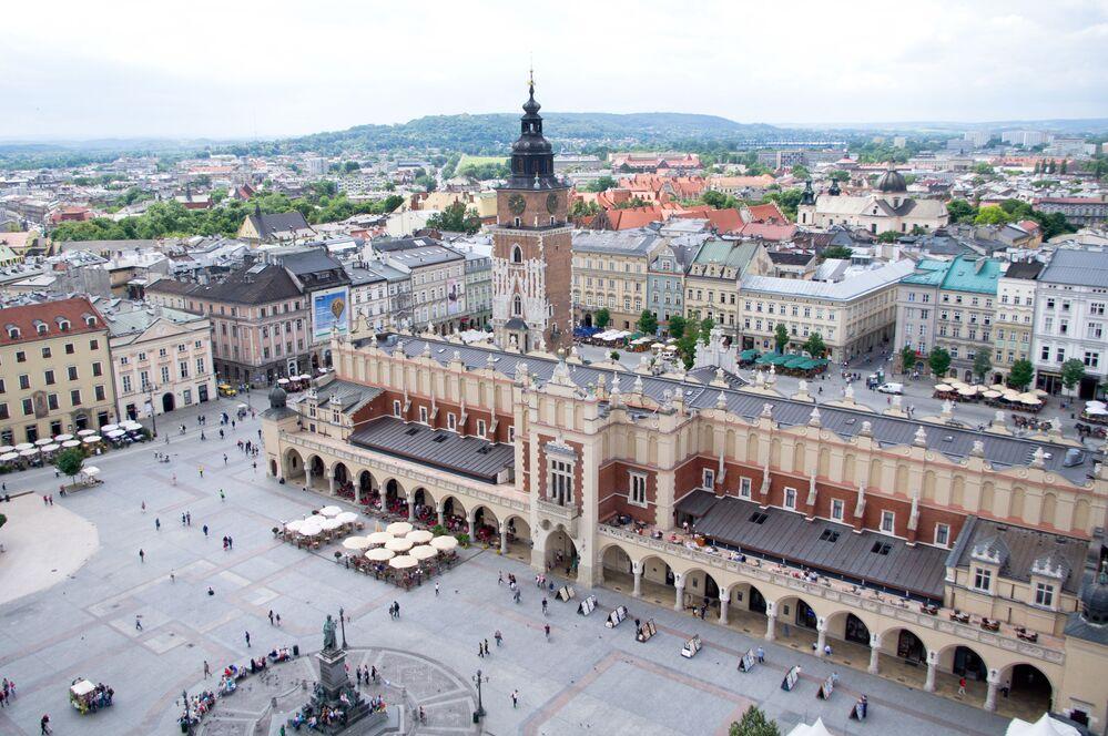 Kraków, 2011 rok