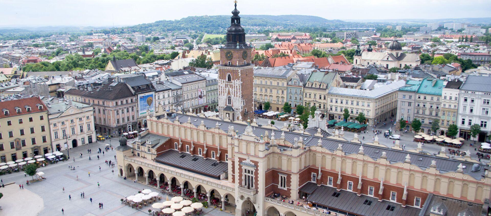 Kraków, 2011 rok  - Sputnik Polska, 1920, 18.02.2021