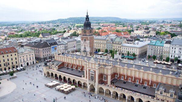 Kraków, 2011 rok  - Sputnik Polska