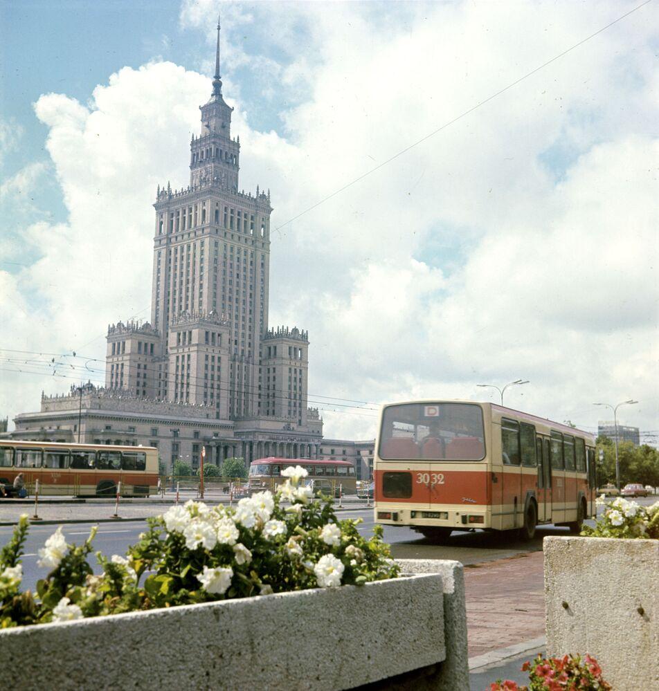 Pałac Kultury i Nauki w Warszawie, 1982 rok