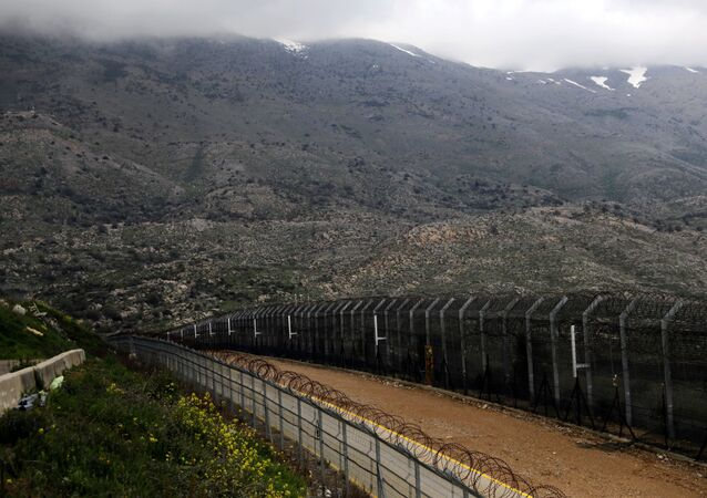 Wzgórza Golan