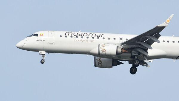 Embraer 190  - Sputnik Polska
