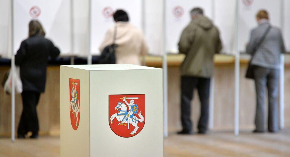 Wybory prezydenckie na Litwie