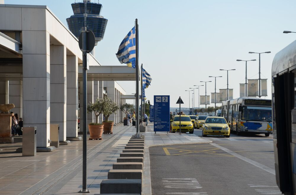 Port lotniczy Ateny