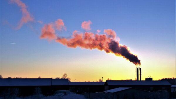 Zanieczyszczenie powietrza - Sputnik Polska
