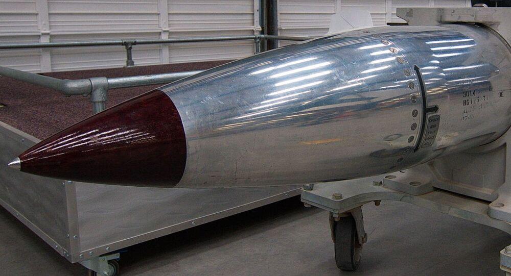 Głowica nuklearna B61