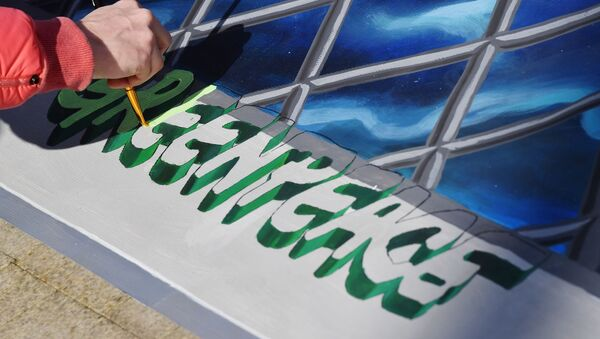 Greenpeace - Sputnik Polska