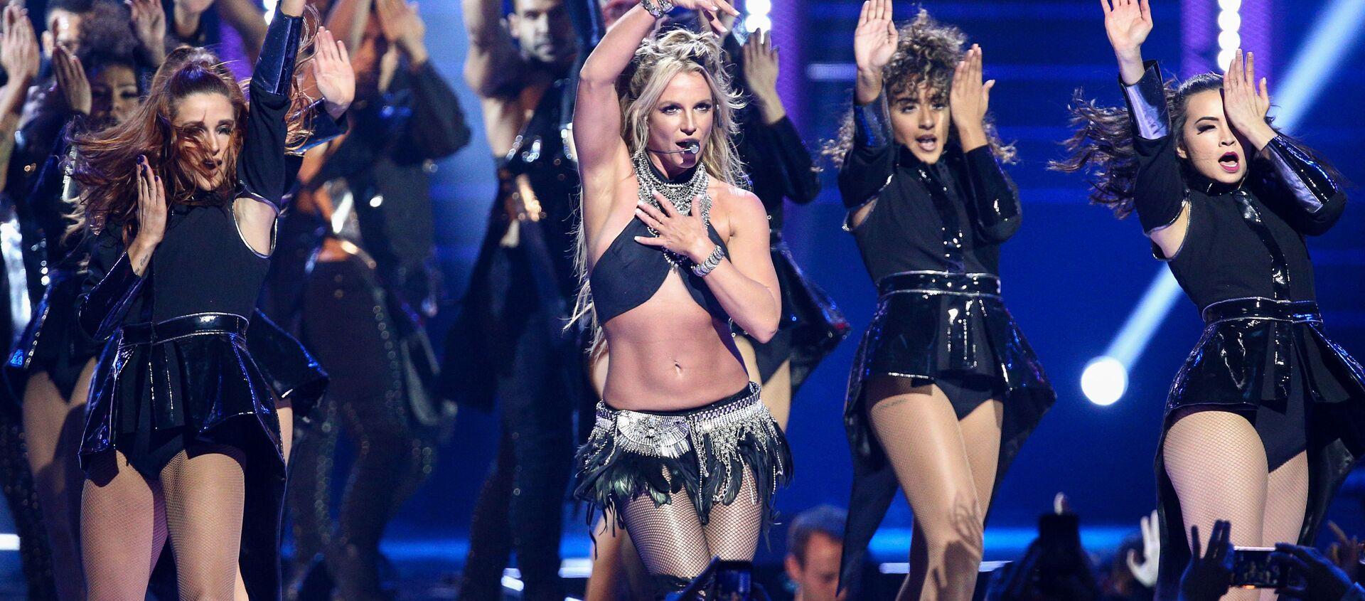 Britney Spears - Sputnik Polska, 1920, 16.01.2020