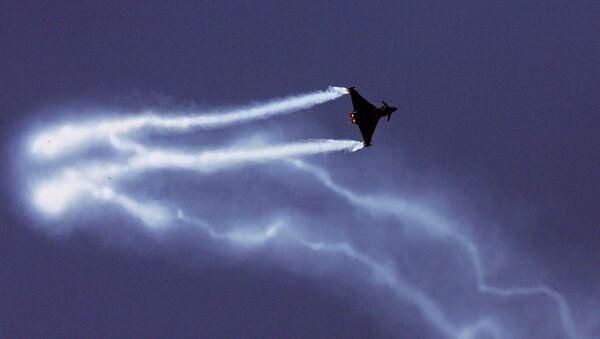 Myśliwiec Eurofighter - Sputnik Polska