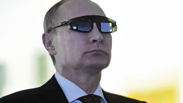 Rosyjski prezydent Władimir Putin - Sputnik Polska