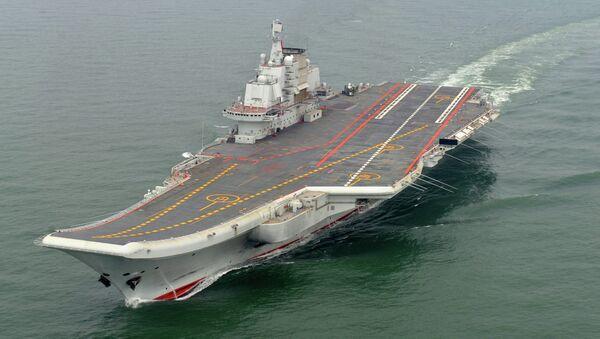 Ciężki krążownik lotniczy Liaoning - Sputnik Polska