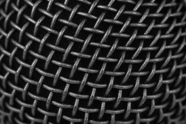 Tekstura mikrofonu - Sputnik Polska