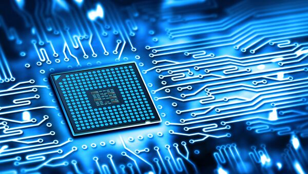 Microchip komputera - Sputnik Polska