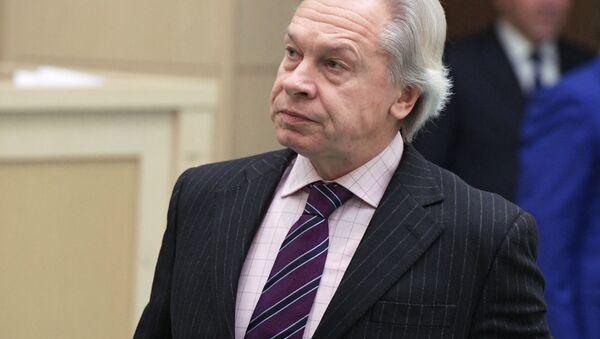 Aleksiej Puszkow - Sputnik Polska