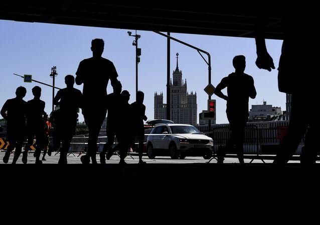 Moskiewski półmaraton