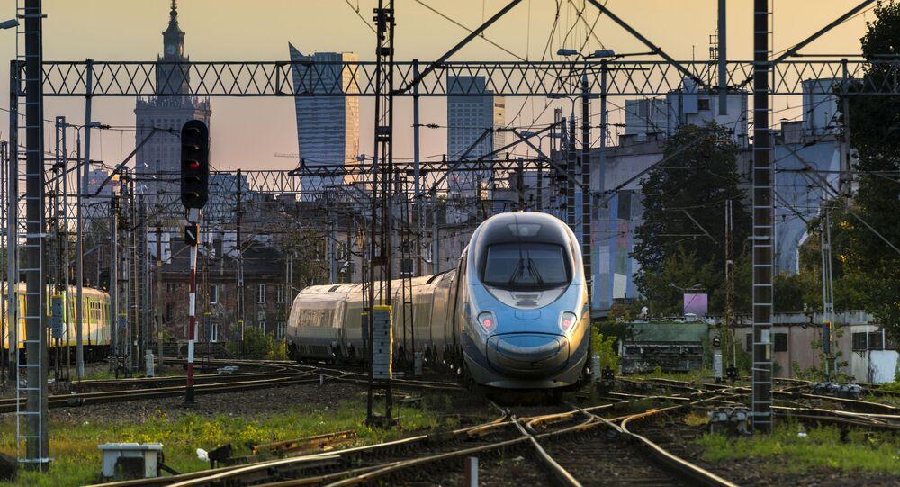 Kolej w Warszawie