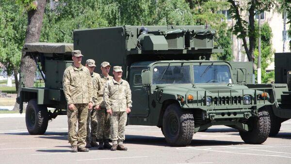 Radar AN/TPQ-36О - Sputnik Polska