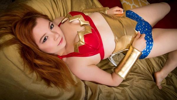 27-letnia mieszkanka Carson City w amerykańskim stanie Nevada Alice Little - Sputnik Polska