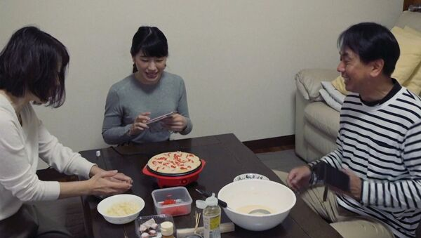 Rodzina po japońsku - Sputnik Polska