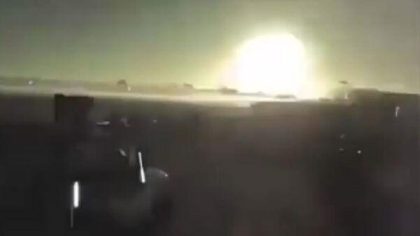 Meteoryt nad Australią - Sputnik Polska