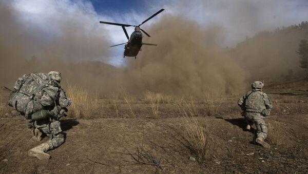 CH-47 Chinook USA - Sputnik Polska