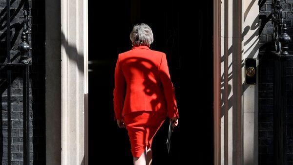 Theresa May odchodzi - Sputnik Polska
