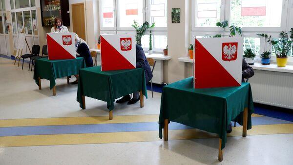 Wybory do PE w Polsce - Sputnik Polska