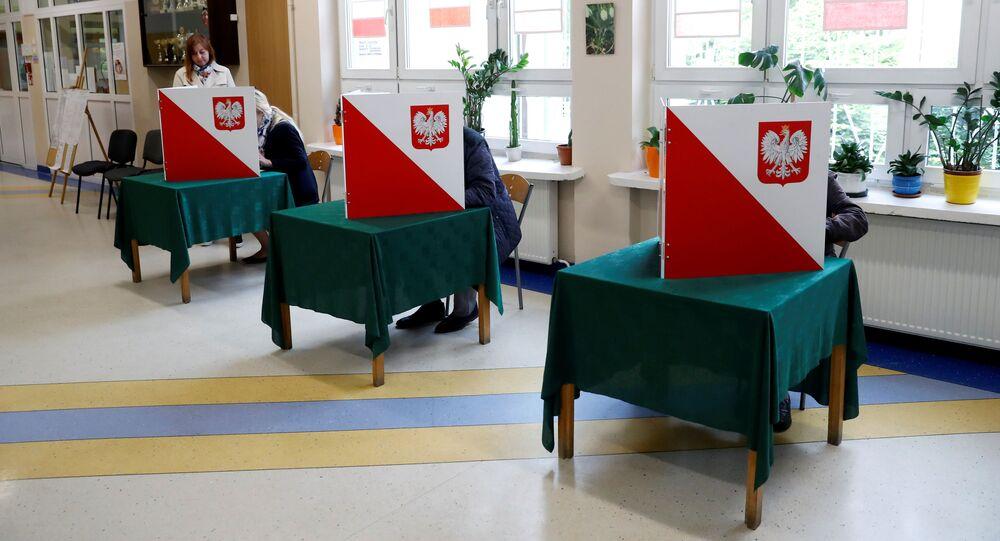 Wybory do PE w Polsce