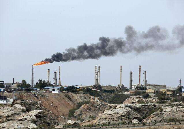 Produkcja ropy, Iran