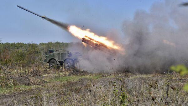 """Rosyjski system rakietowy """"Huragan"""" - Sputnik Polska"""