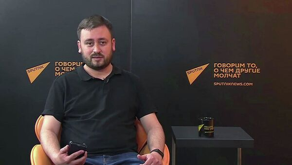 Marat Kasem - Sputnik Polska