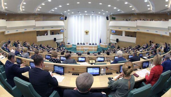 Rada Federacji  - Sputnik Polska