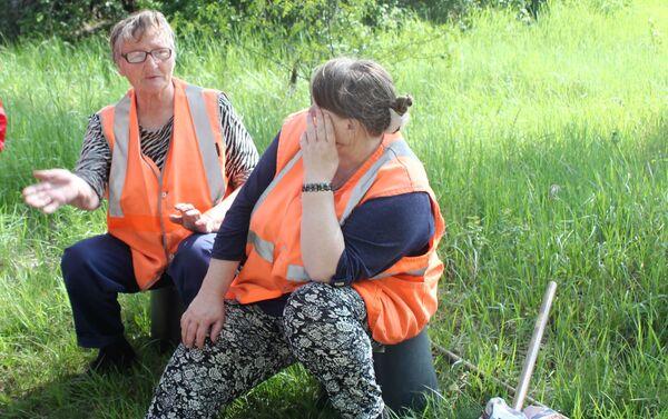 Pracownice komunalne na Mierzei Wiślanej mają nadzieję, że UE nie pozwoli Polsce na przekop - Sputnik Polska