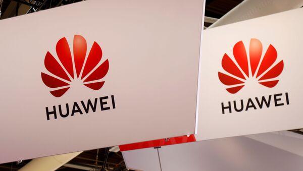 Logo firmy Huawei - Sputnik Polska