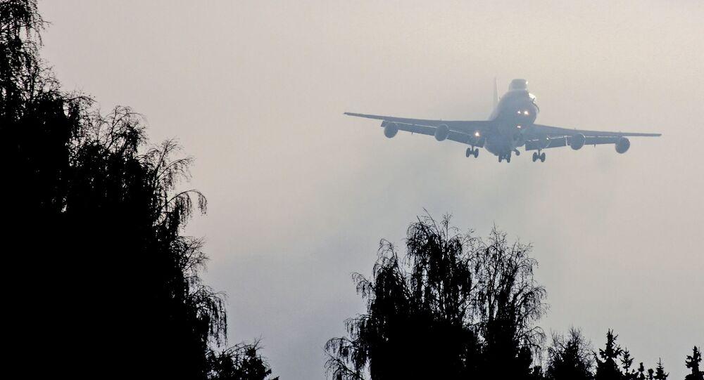 Rosyjski samolot dnia Sądu Ostatecznego Ił-80
